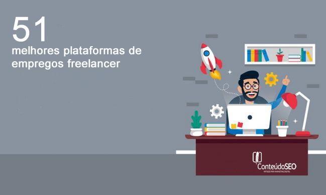 51 melhores plataformas de empregos freelancer para você encontrar trabalho e ganhar dinheiro